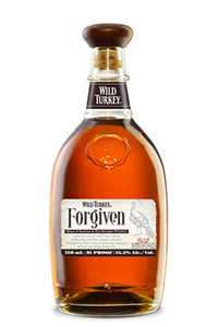 Wild Turkey Forgiven. Image courtesy Wild Turkey/Campari.