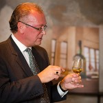 Irish Distillers Master Blender Billy Leighton. Image courtesy Irish Distillers.