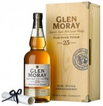 Glen Moray 25 Year Old Portwood. Image courtesy La Martiniquaise.