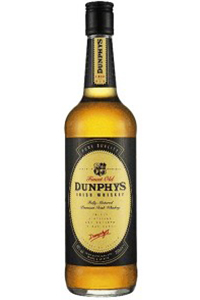 Dunphy's irish Whiskey. Image courtesy Irish Distillers.