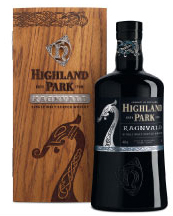 Highland Park Ragnvald Single Malt Scotch Whisky. Image courtesy Highland Park.