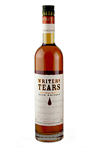 Writer's Tears Irish Whiskey. Image courtesy Writer's Tears.