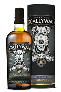 Scallywag Blended Malt Scotch Whisky. Image courtesy Douglas Laing & Co.
