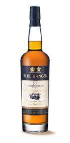 Berry Bros. & Rudd's Blue Hanger Blended Malt. Image courtesy Berry Bros. & Rudd.