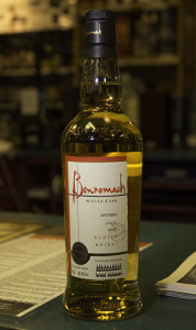 Benromach 2004 Single Cask #246 bottled for the Kensington Wine Market. Image © 2013 by Mark Gillespie.