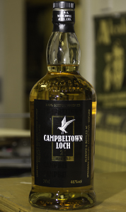 Campbeltown Loch 21 Blended Scotch Whisky. Photo © 2013 by Mark Gillespie.