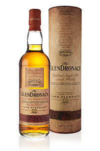 GlenDronach Cask Strength Batch 3. Image courtesy GlenDronach Distillery.