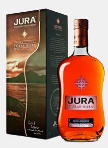 Jura Turas-Mara. Image courtesy Whyte & Mackay.