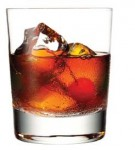 The Crown Royal Black/Cragganmore Manhattan. Image courtesy Diageo.