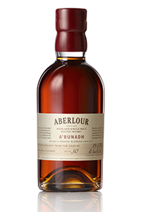 Aberlour A'Bunadh. Image courtesy Chivas Brothers.