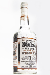 George Dickel No. 1 Foundation Recipe. Image courtesy Diageo.