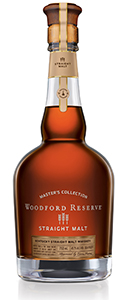 Woodford Reserve Master's Collection Straight Malt. Image courtesy Woodford Reserve.