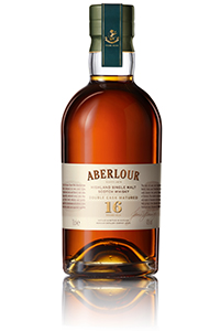 Aberlour 16 Double Cask Matured. Image courtesy Chivas Brothers.