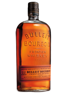 Bulleit Bourbon. Image courtesy Diageo.