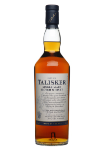 "Talisker's ""Friends of the Classic Malts"" bottling. Image courtesy Diageo via Cognis PR."