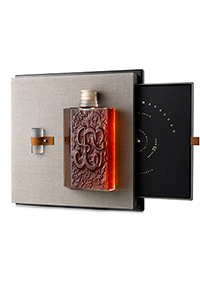 "The Macallan in Lalique ""The Spiritual Home"" single malt. Image courtesy The Macallan."