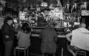 The Tap Tavern in Kinsale, County Cork, Ireland. Photo ©2013 by Mark Gillespie.