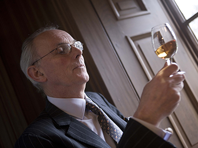 Chivas Brothers Master Blender Colin Scott. Image courtesy Chivas Brothers.