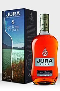 Jura Elixir. Image courtesy Whyte & Mackay.
