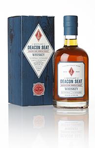 Westland Deacon Seat Single Malt Whiskey. Image courtesy Westland Whiskey.