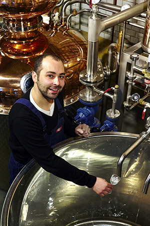 Darren Rook, CEO and co-founder of the London Distillery Company. Photo courtesy The London Distillery Company.