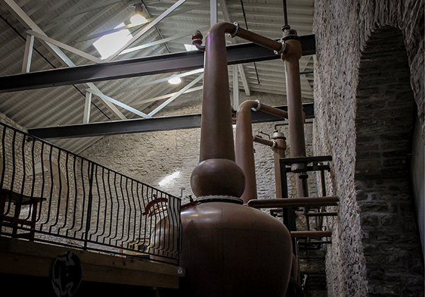 The Woodford Reserve Distillery will be one of the venues for the Kentucky Bourbon Affair May 14-18. Photo ©2011 by Mark Gillespie.