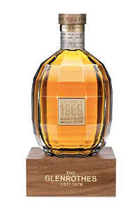 The Glenrothes 1969 Extraordinary Cask. Image courtesy Berry Bros. & Rudd.