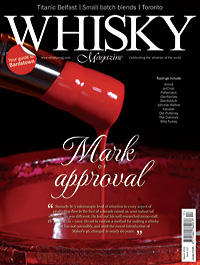 The cover of Whisky Magazine #117. Image courtesy Paragraph Publishing.