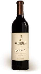 Jamieson Ranch Vineyards 2011 Double Lariat Cabernet Sauvignon. Image courtesy Jamieson Ranch Vineyards.
