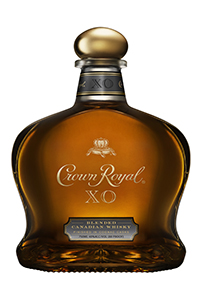 Crown Royal XO. Image courtesy Crown Royal/Diageo.