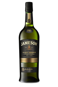 Jameson Special Reserve. Image courtesy Irish Distillers.