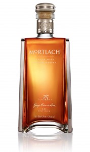 Mortlach 25 Single Malt Scotch Whisky. Image courtesy Diageo.