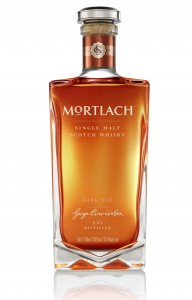 Mortlach Rare Old Single Malt Scotch Whisky. Image courtesy Diageo.