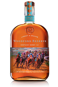 The Woodford Reserve 2014 Kentucky Derby Bottle. Image courtesy Woodford Reserve.