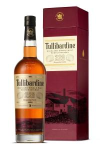 Tullibardine 228 Burgundy Cask. Image courtesy Tullibardine.