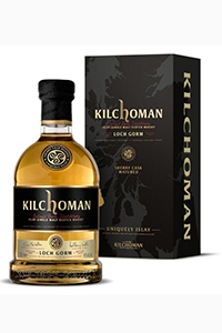 Kilchoman Loch Gorm Islay Single Malt. Image courtesy Kilchoman.