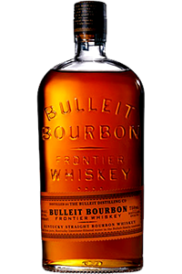 Bulleit Bourbon. Image courtesy Bulleit/Diageo.