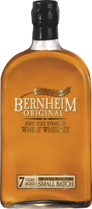 Bernheim Kentucky Straight Wheat Whiskey. Image courtesy Heaven Hill.