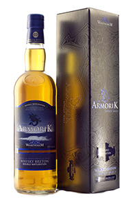 Armorik Double Maturation. Image courtesy Distillerie Warenghem.
