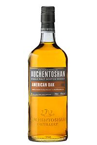 Auchentoshan American Oak. Image courtesy Morrison Bowmore Distillers.