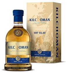 Kilchoman's 4th Edition 100% Islay Single Malt. Image courtesy Kilchoman Distillery.