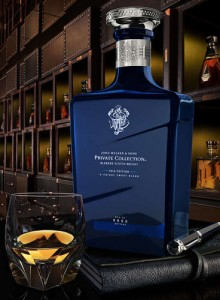 The John Walker & Sons Private Collection 2014 Edition. Image courtesy Johnnie Walker/Diageo.