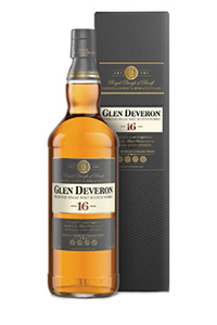 Glen Deveron 16. Image courtesy Dewar's/Bacardi.