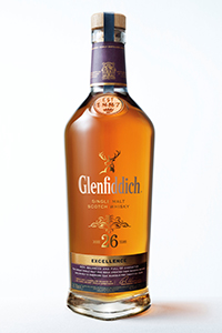 Glenfiddich Excellence 26 Single Malt Scotch. Image courtesy William Grant & Sons.