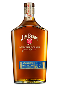 Jim Beam Signature Craft Quarter Cask Bourbon. Image courtesy Jim Beam.