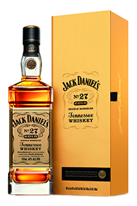 Jack Daniel's No. 27 Tennessee Whiskey. Image courtesy Brown-Forman.