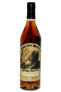 Pappy Van Winkle's Family Reserve 15 Year Old Bourbon. Image courtesy Old Rip Van Winkle Distillery.