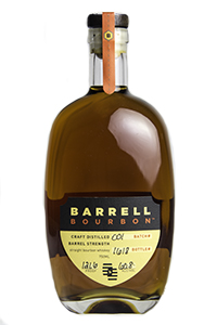 Barrell Bourbon. Photo © 2014 by Mark Gillespie.