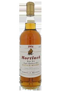 Gordon & MacPhail's Mortlach 1954 bottling. Image courtesy Gordon & MacPhail.
