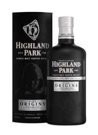 Highland Park Dark Origins. Image courtesy Highland Park/Edrington.